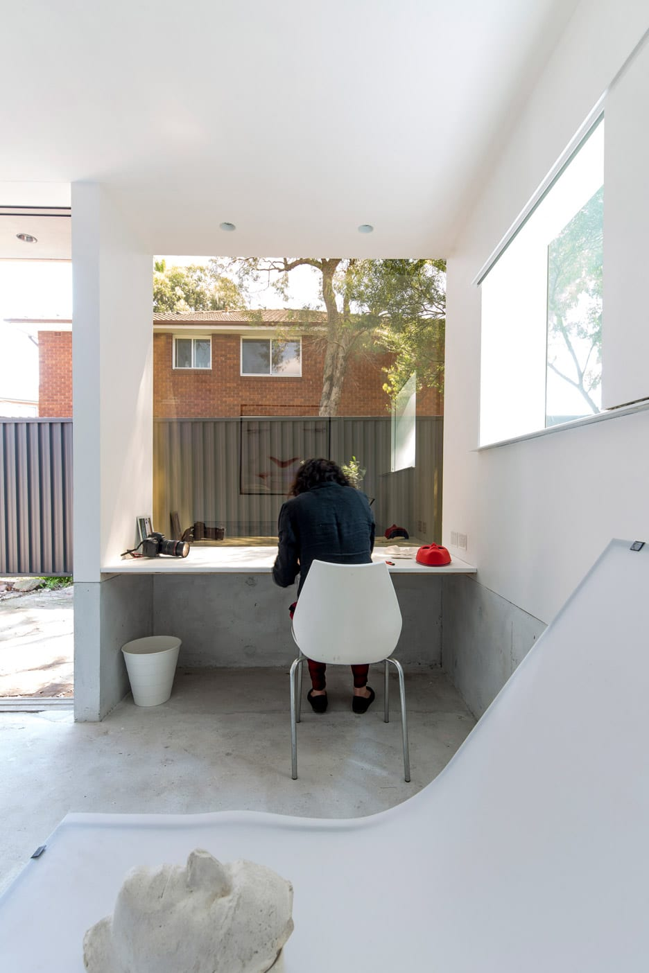 Art Shed/ Garden Gallery, Sydney by panovscott   Yellowtrace