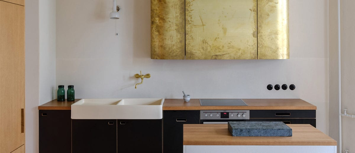 Birdsnest Apartment in Kiev, Ukraine by Emil Dervish | Yellowtrace