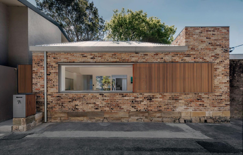 Bolt Hole House, Sydney by panovscott  Yellowtrace
