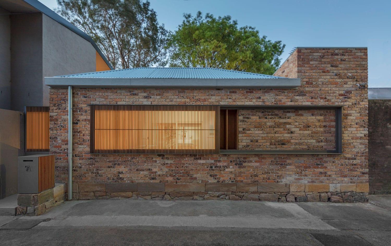Bolt Hole House, Sydney by panovscott |Yellowtrace