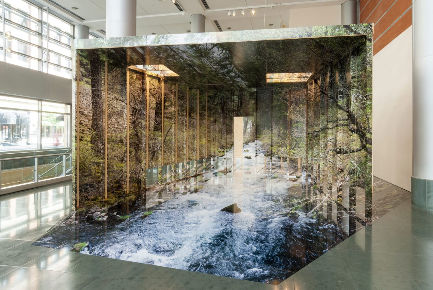Chris Engman's Dazzling Installations & Photographic Illusions | Yellowtrace