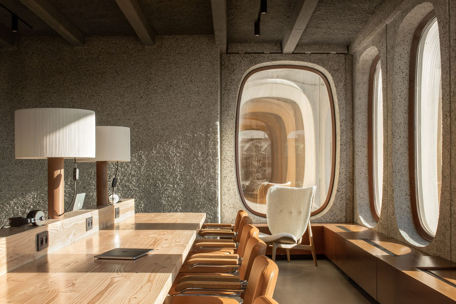 Fosbury & Sons Opens it's First Office in Brussels Designed by Going East   Yellowtrace