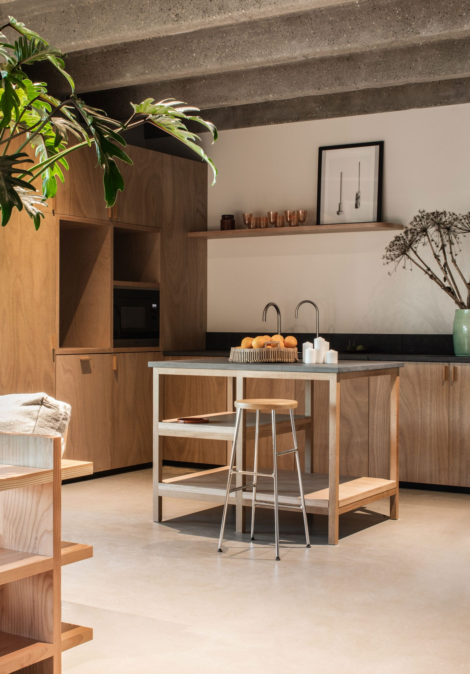 Fosbury & Sons Opens it's First Office in Brussels Designed by Going East | Yellowtrace