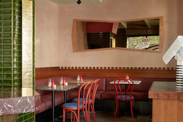 Gabriel Cafe in Fitzroy, Melbourne by Flack Studio   Yellowtrace