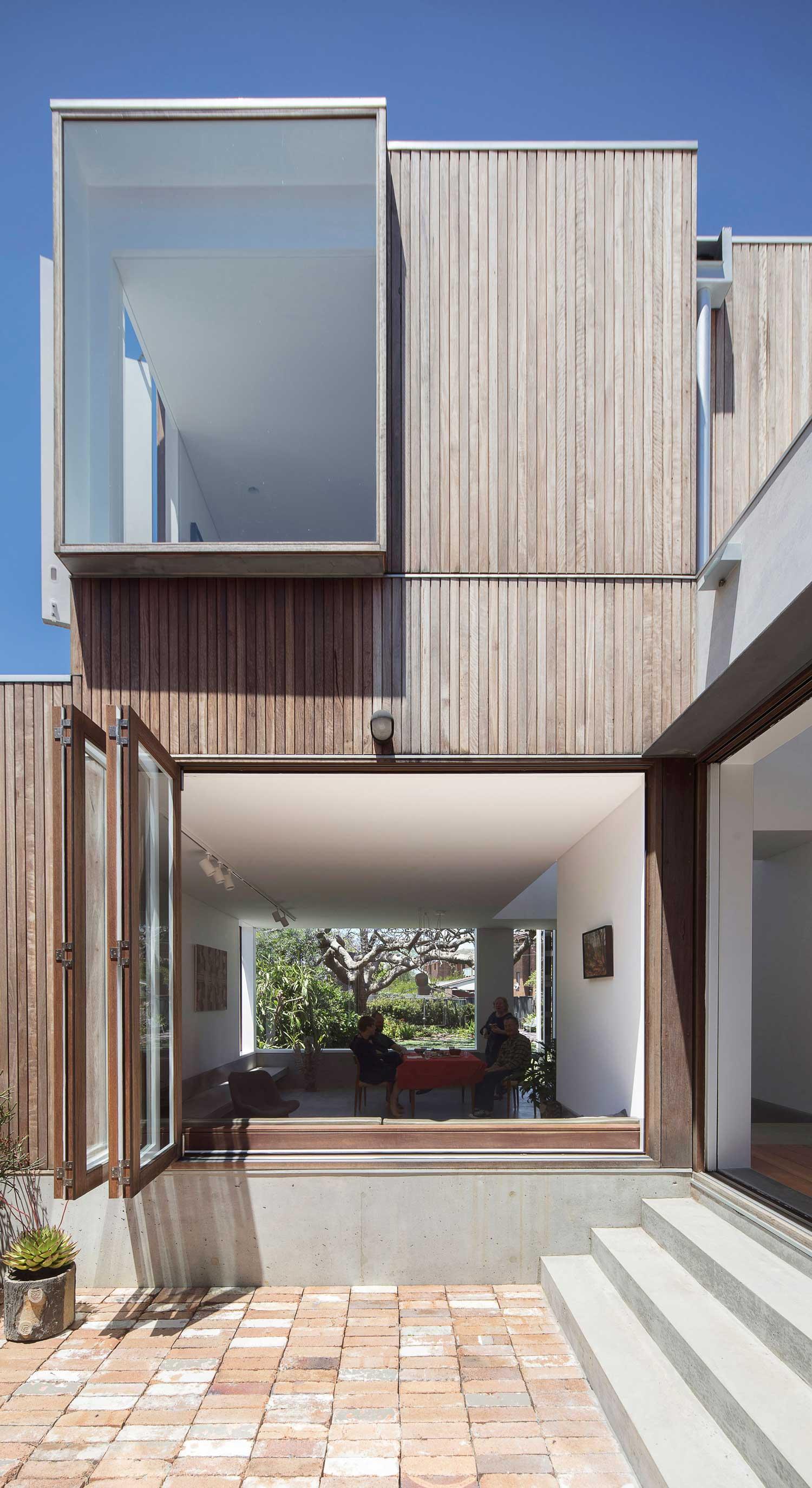 Jac House, Sydney by panovscott  Yellowtrace