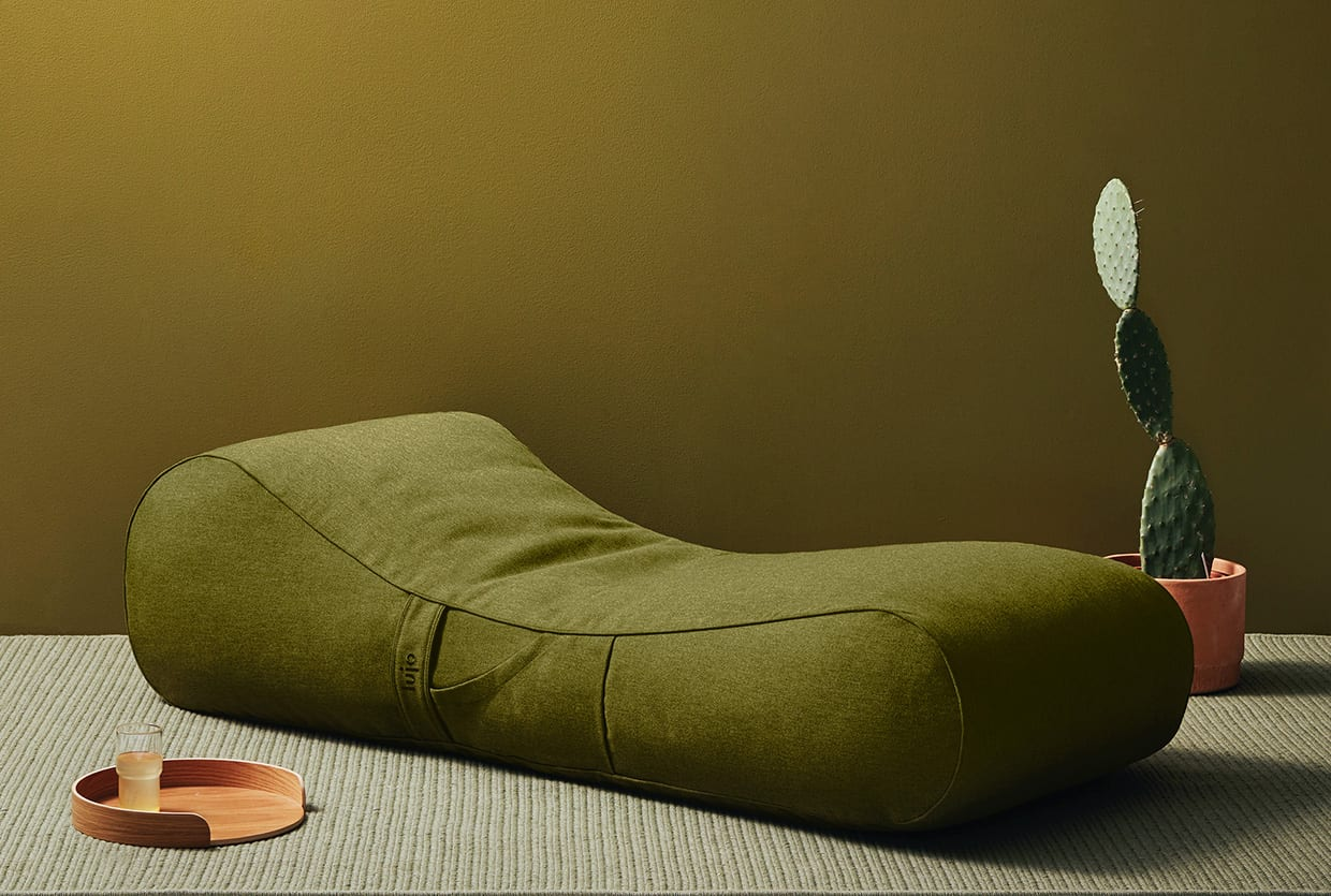 Lujo Launches 'Indoor X Out' Bean Bag Collection for Summer | Yellowtrace
