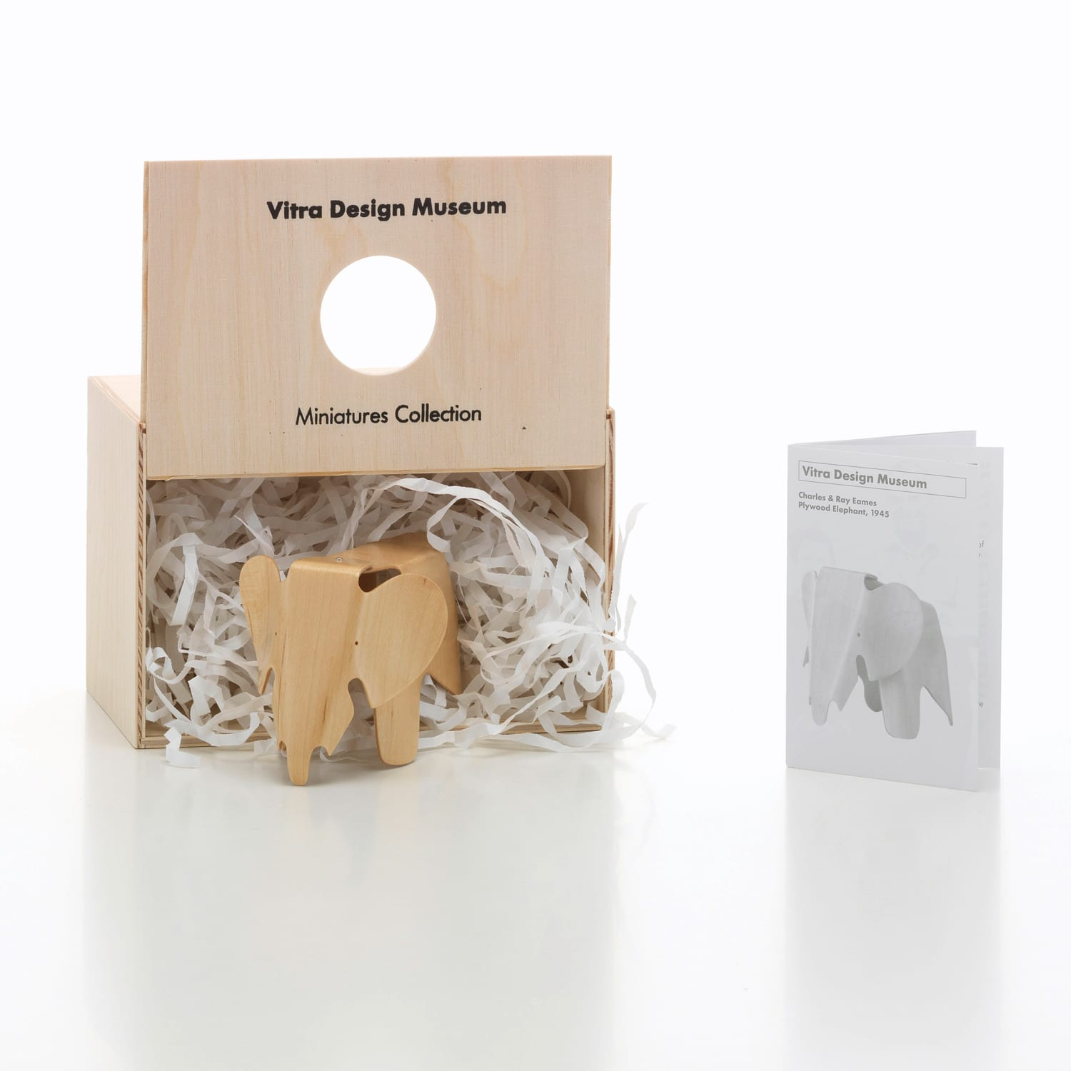 Vitra Miniatures Plywood Elephant Living Edge | Yellowtrace