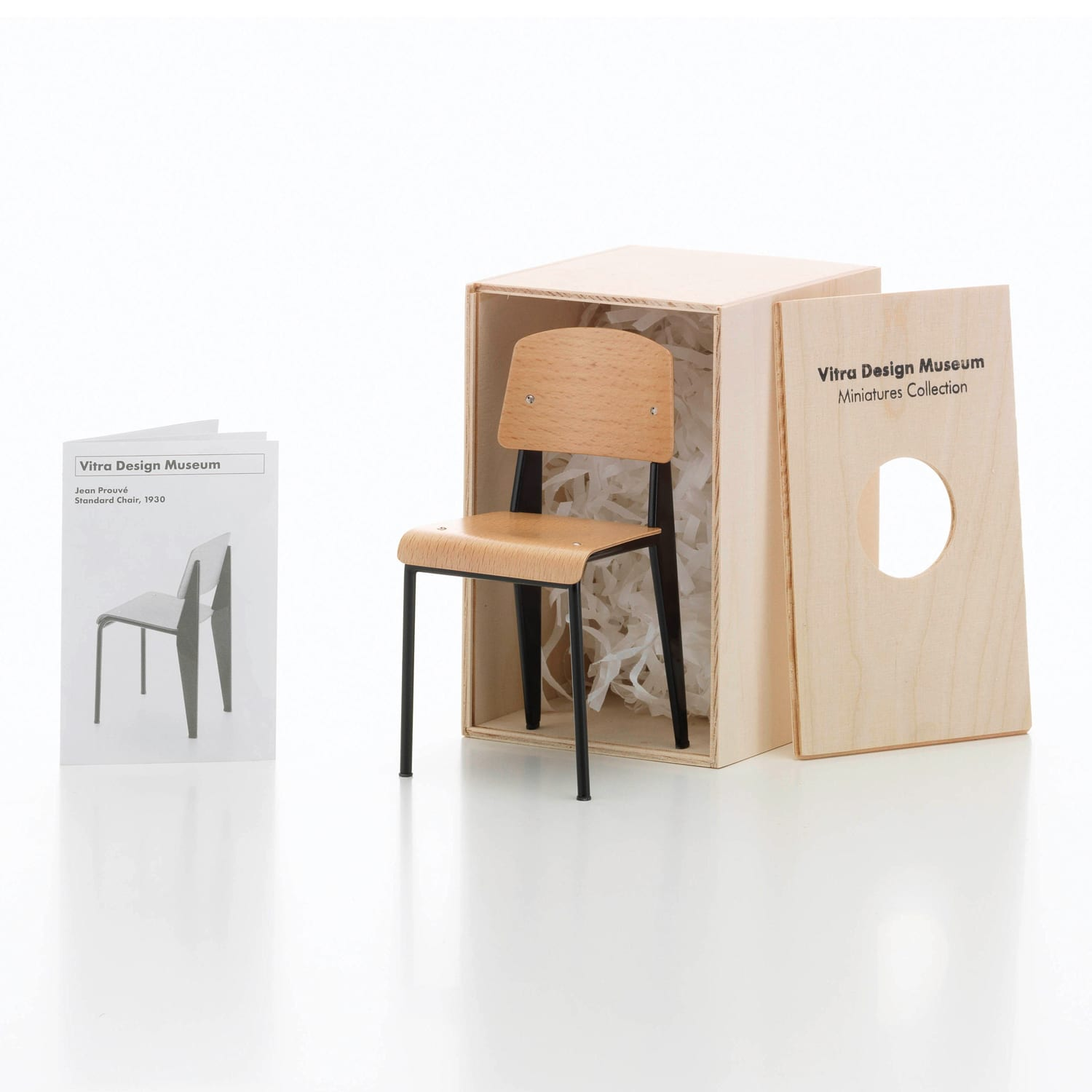 Vitra Miniatures Standard Chair Living Edge | Yellowtrace