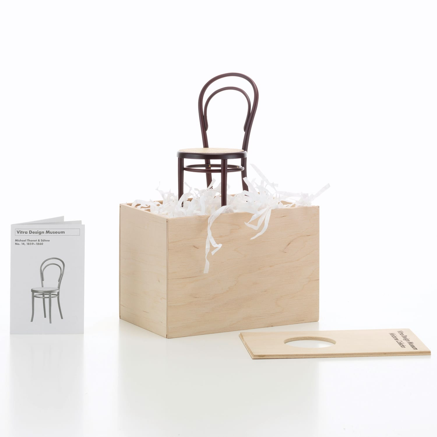 Vitra Miniatures Stuhl No.14 Living Edge | Yellowtrace