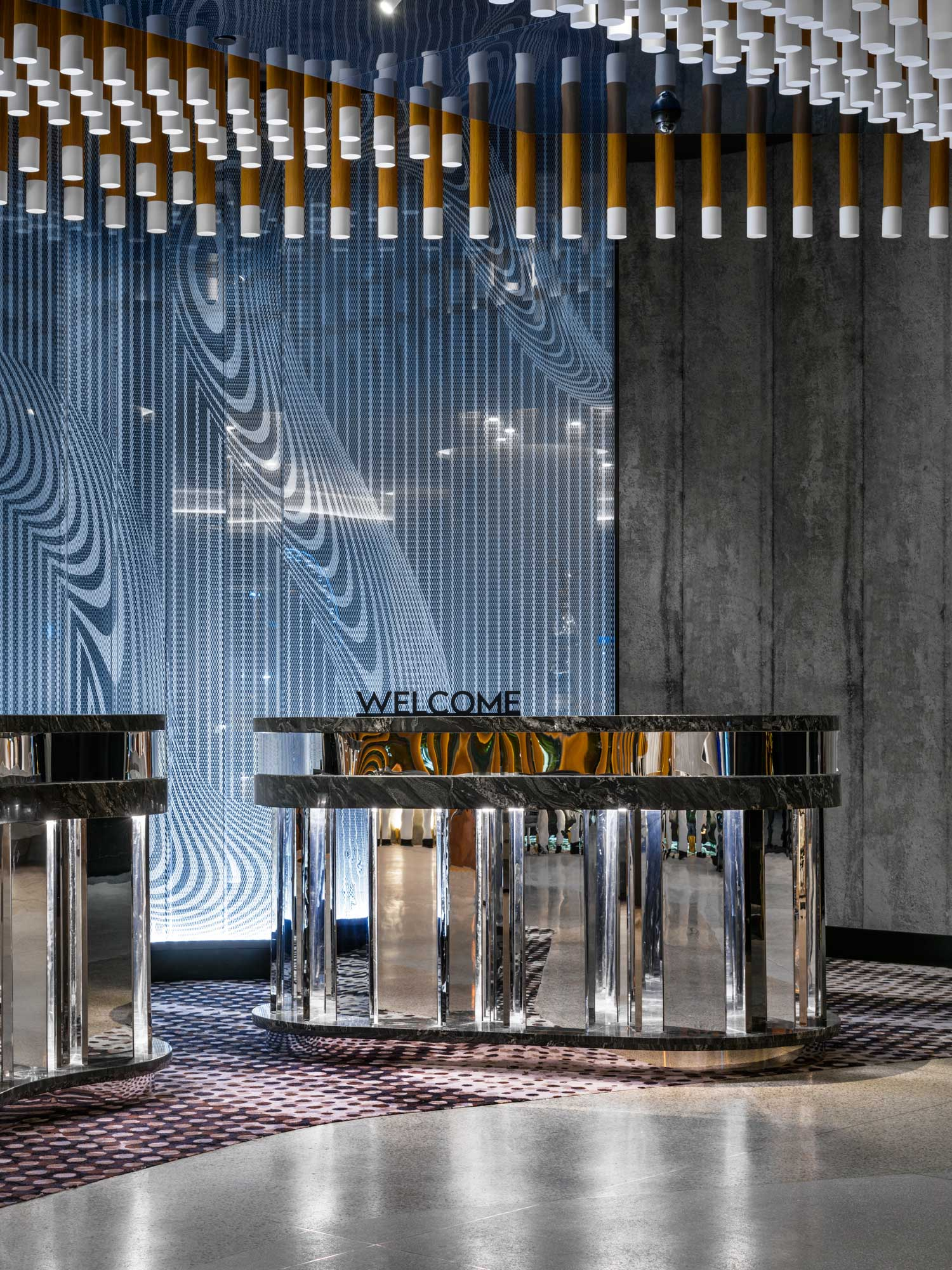 W Hotel Brisbane by Nic Graham & Associates | Yellowtrace