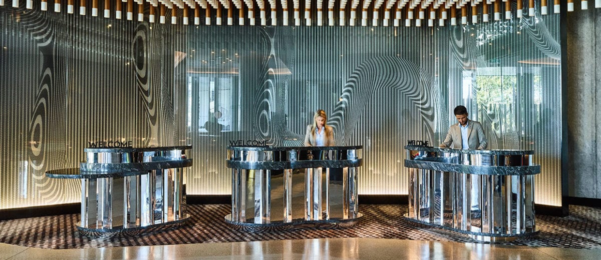 W Hotel Brisbane by Nic Graham & Associates | Yellowtrace