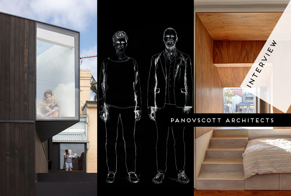 Interview with Anita Panov & Andrew Scott of Panovscott Architects | Yellowtrace