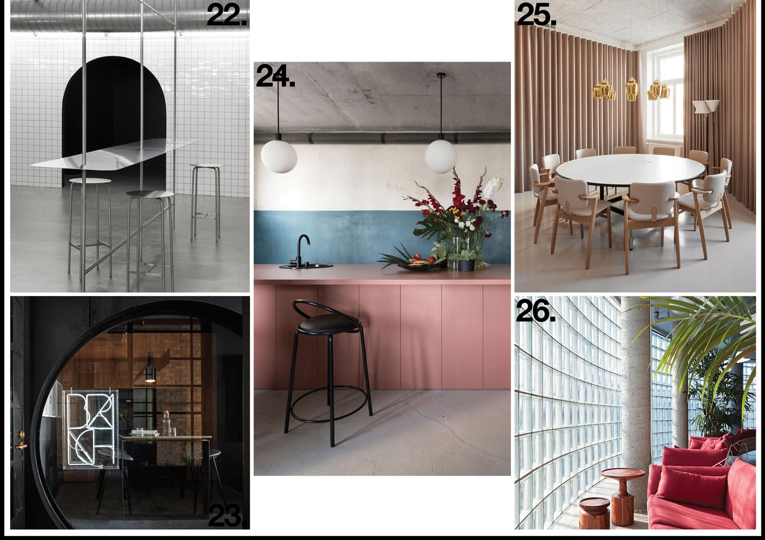 Workplace Interiors 2018 Archive | Yellowtrace