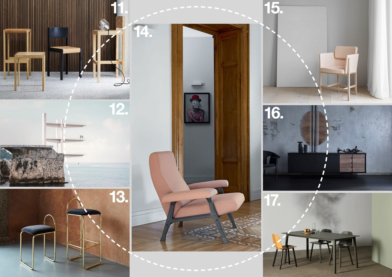 Product Design: Furniture   2018 Archive