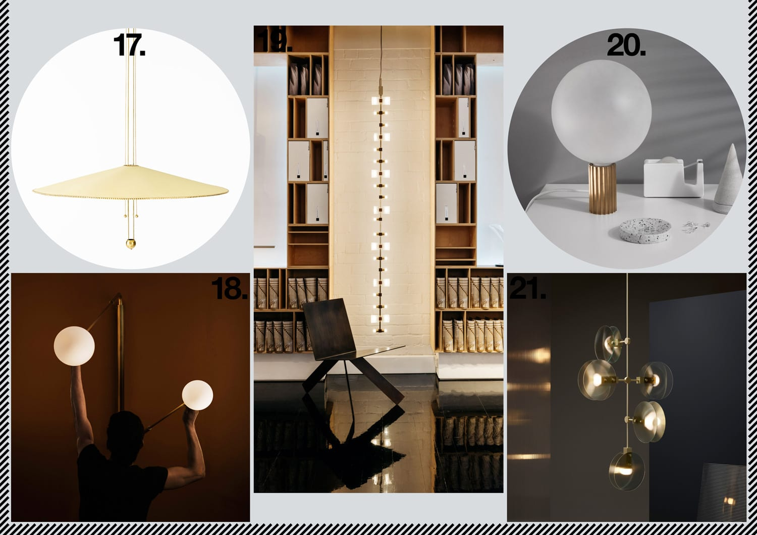 Product Design: Lighting 2018 Archive | Yellowtrace