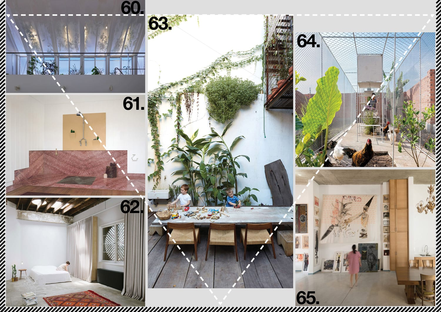 Residential Architecture Archive 2018 | Yellowtrace