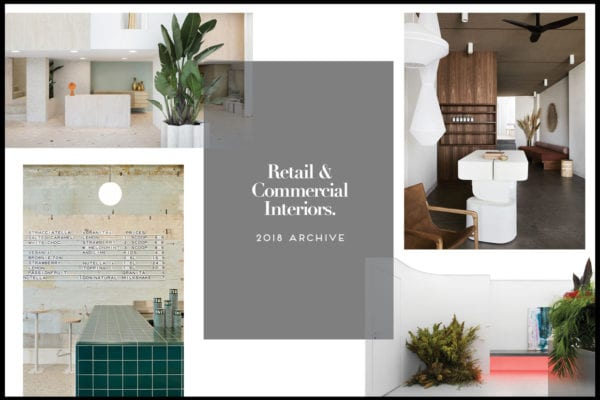 Retail & Commercial Interiors 2018 Archive | Yellowtrace