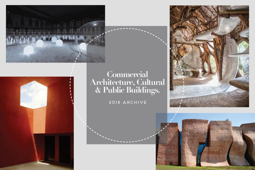 Commercial Architecture, Cultural & Education Buildings 2018 Archive | Yellowtrace