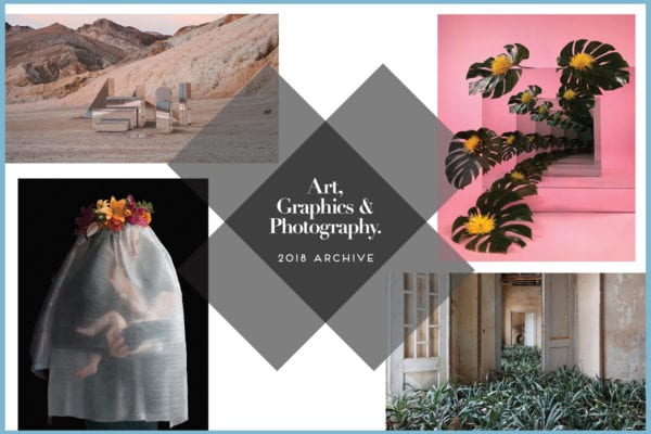 Art, Graphics & Photography 2018 Archive | Yellowtrace