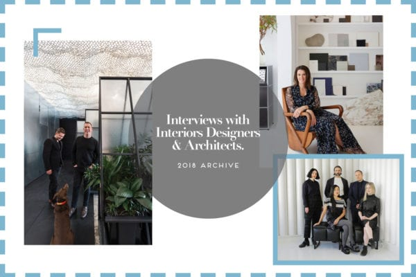 Interviews With Designers, Artists & Creatives 2018 Archive | Yellowtrace