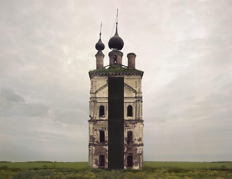 Abandoned Russian Monuments by Danila Tkachenko | Yellowtrace