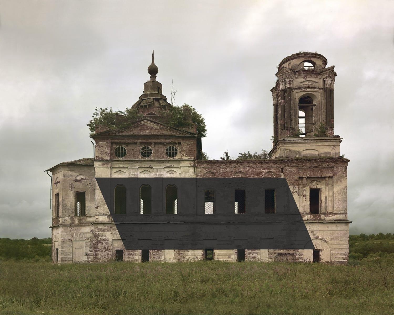 Abandoned Russian Monuments Reimagined & Documented by Danila Tkachenko | Yellowtrace