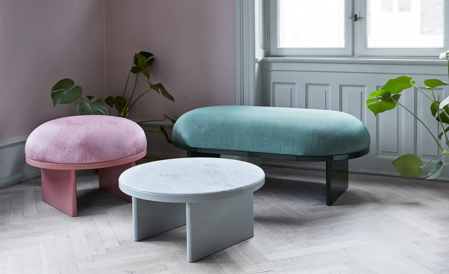 Anza Collection by Please wait to be seated at Imm Cologne 2019   Yellowtrace