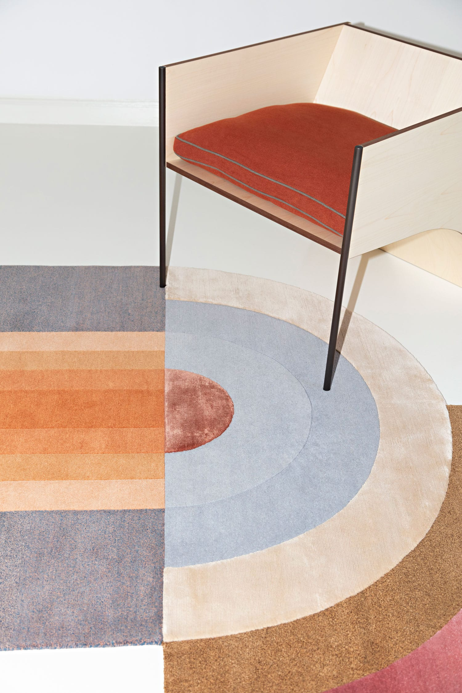 Bliss Big by Mae Engelgeer for CC Tapis Rugs   Yellowtrace