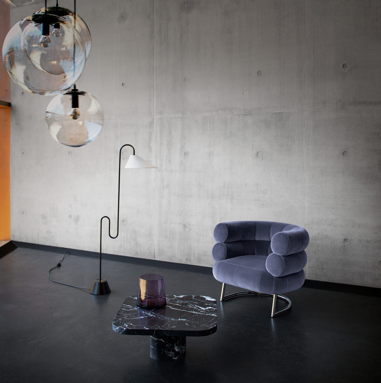 Bow Coffee Table by ClassiCon at Imm Cologne 2019   Yellowtrace