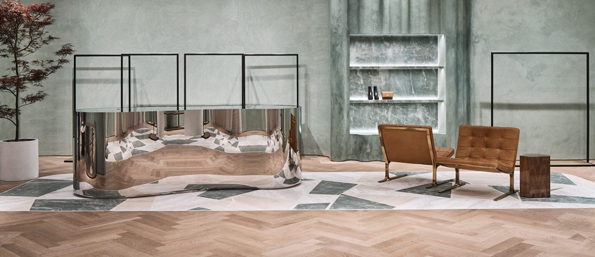 CAMILLA AND MARC Flagship at Bondi Junction by Akin Atelier | Yellowtrace
