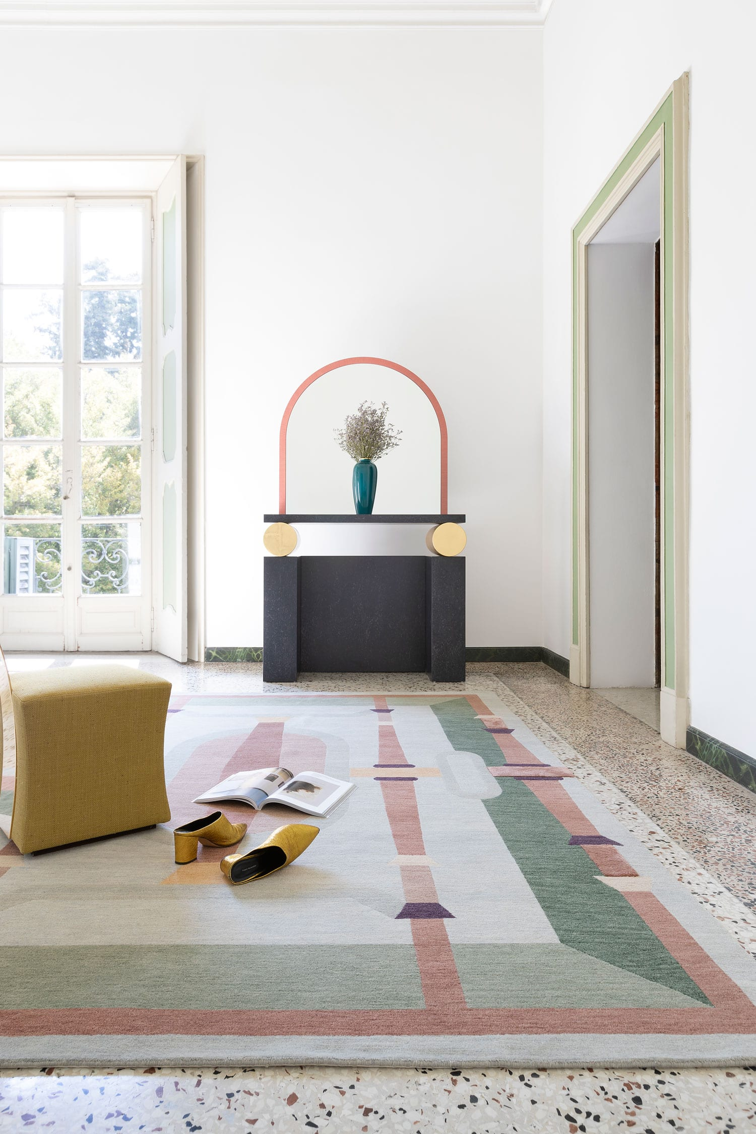 Cinquecento Collection by Studio Klass for CC Tapis Rugs | Yellowtrace