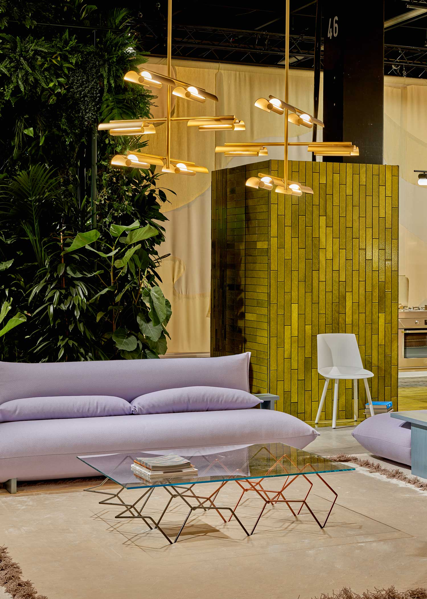 Das Haus Installation by Studio Truly Truly at IMM Cologne 2019 | Yellowtrace