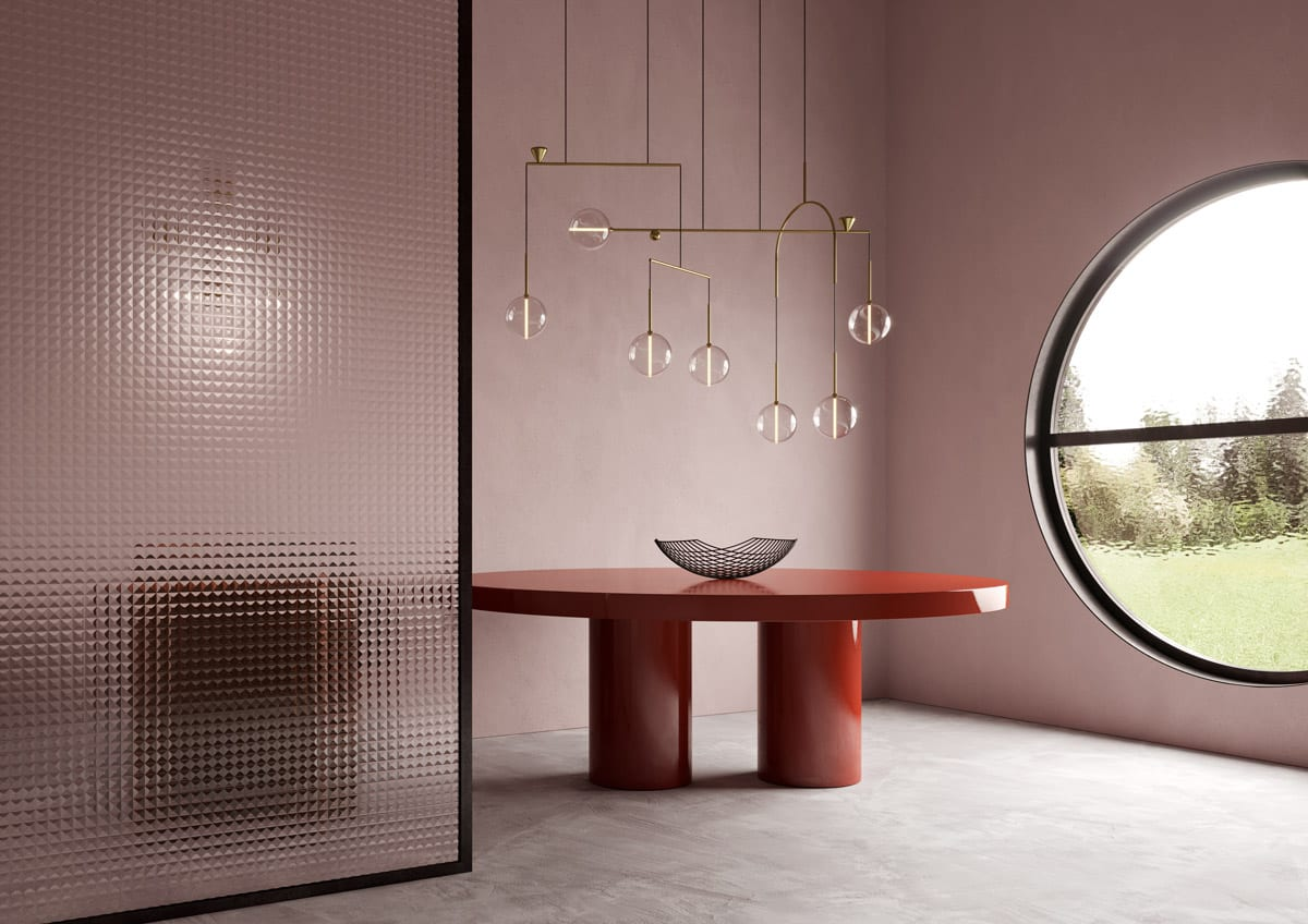 Dewdrops by Giopato & Coombesat at Maison & Objet 2019 | Yellowtrace