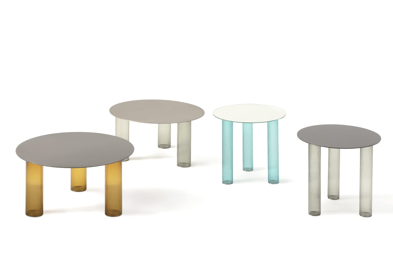 Echino Table by Sebastian Herkner for Zanotta at Imm Cologne 2019   Yellowtrace