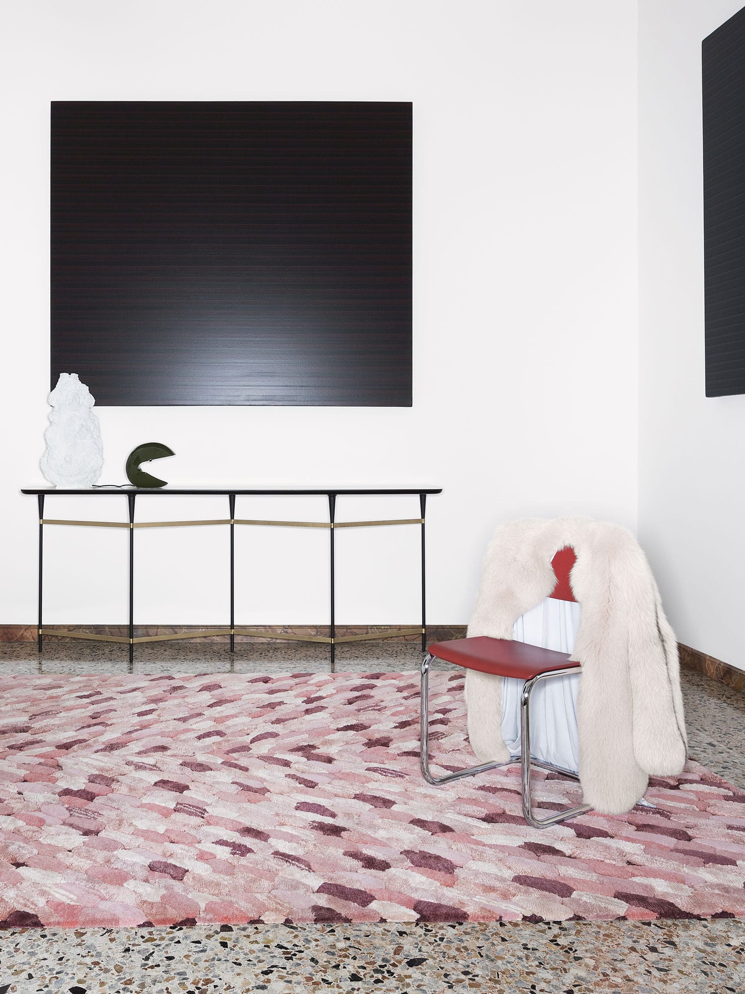 Envolee Collection by Cristina Celestino for CC Tapis Rugs | Yellowtrace