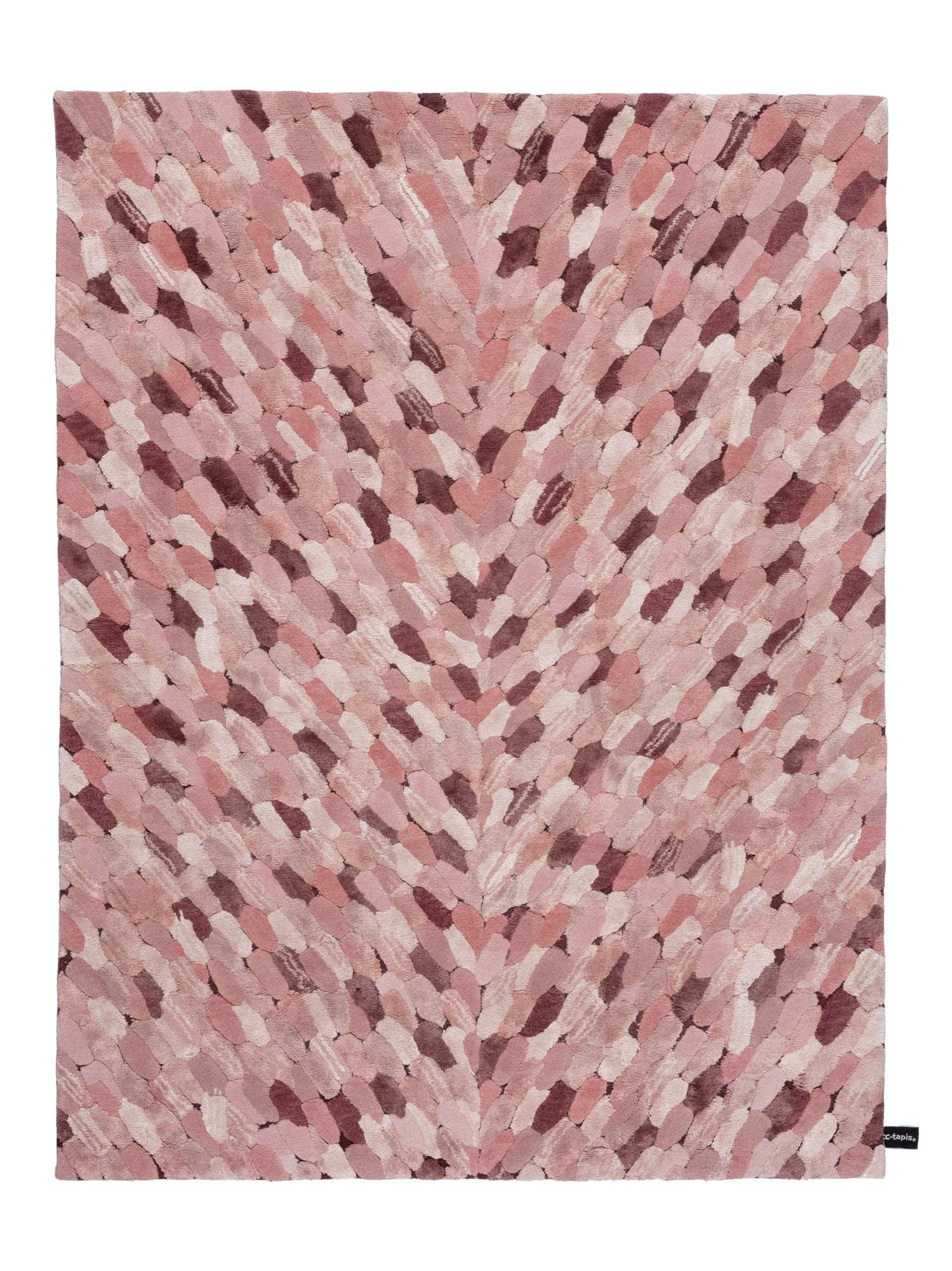 Envolee by Cristina Celestino for cc-tapis at Maison & Objet 2019 | Yellowtrace