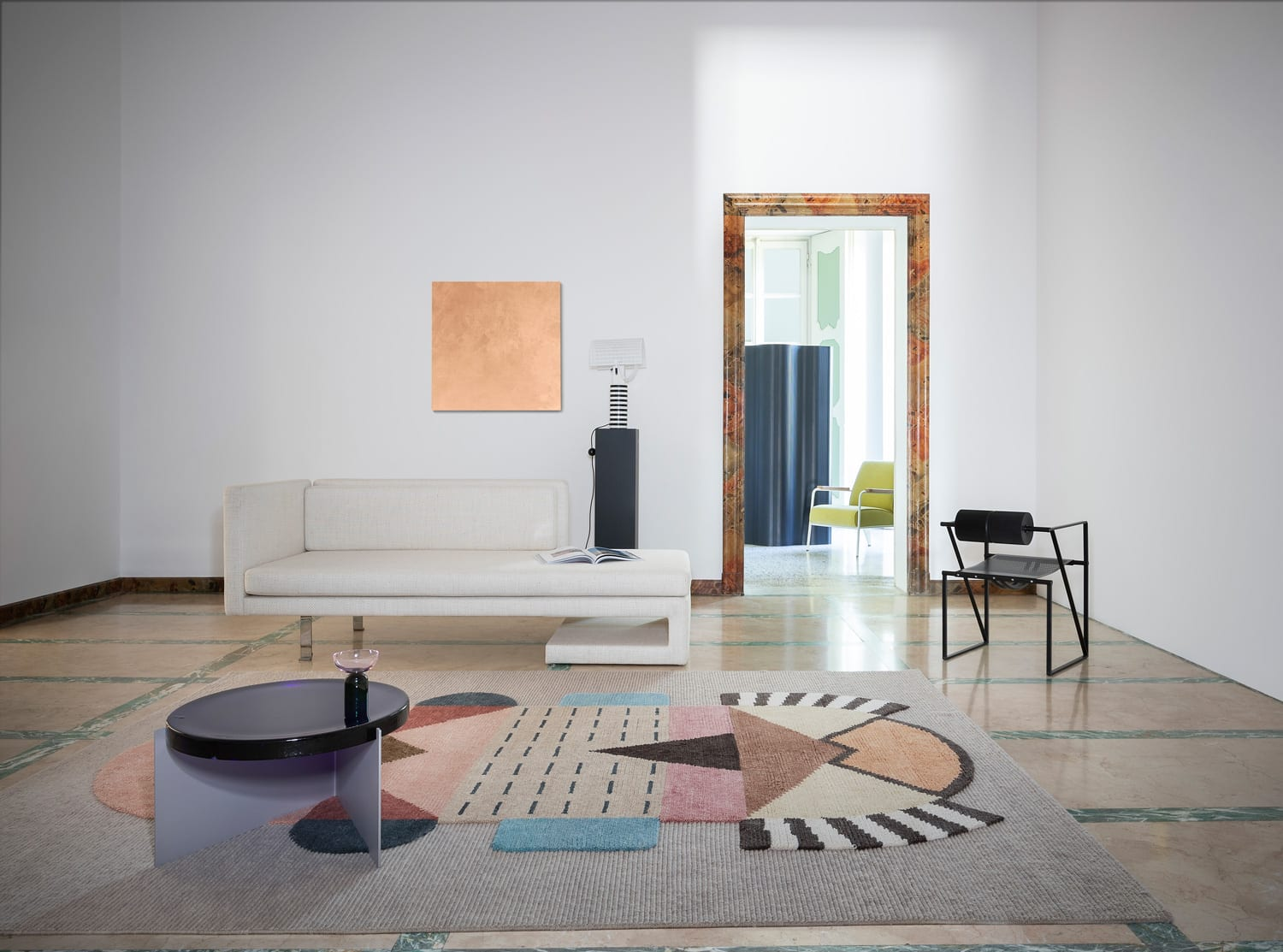 Flatlandia Collection by Elena Salmistraro for CC Tapis Rugs | Yellowtrace