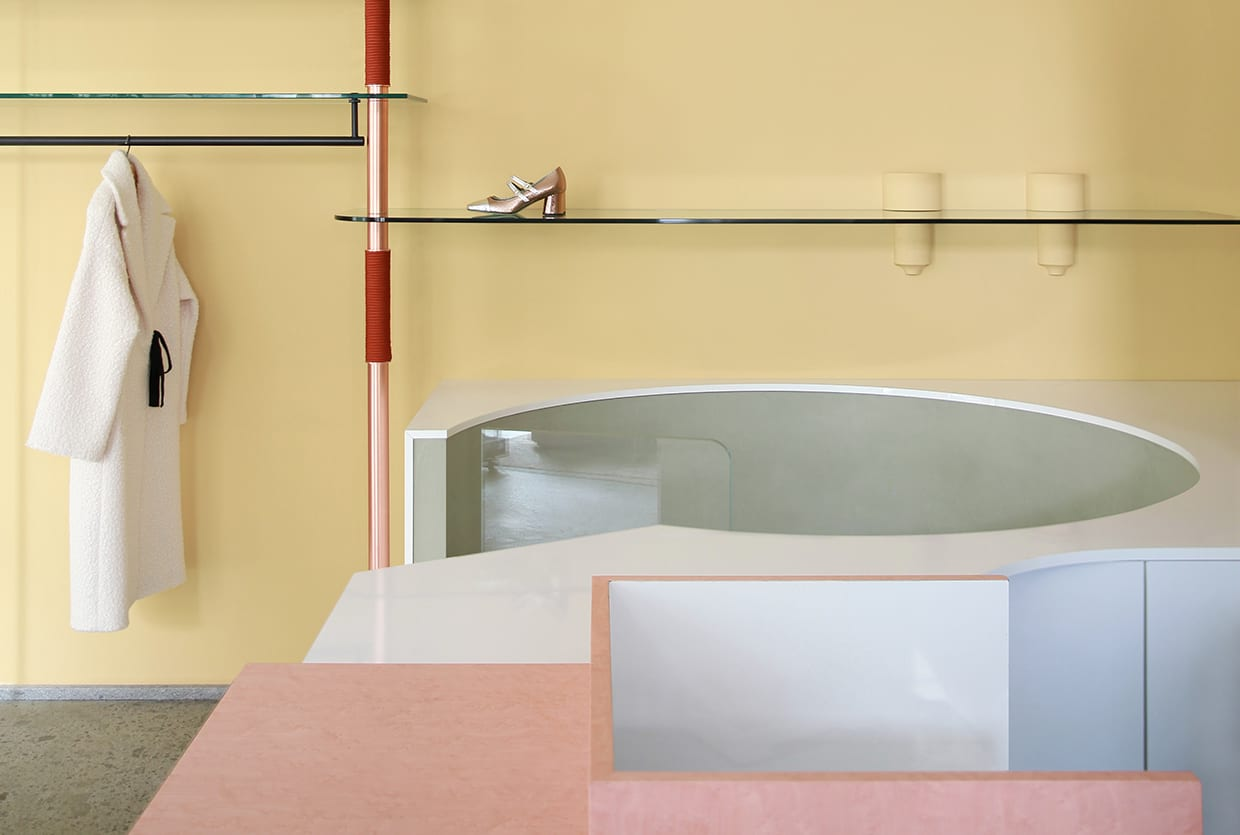 Imarika Store in Milan by Marcante-Testa | Yellowtrace
