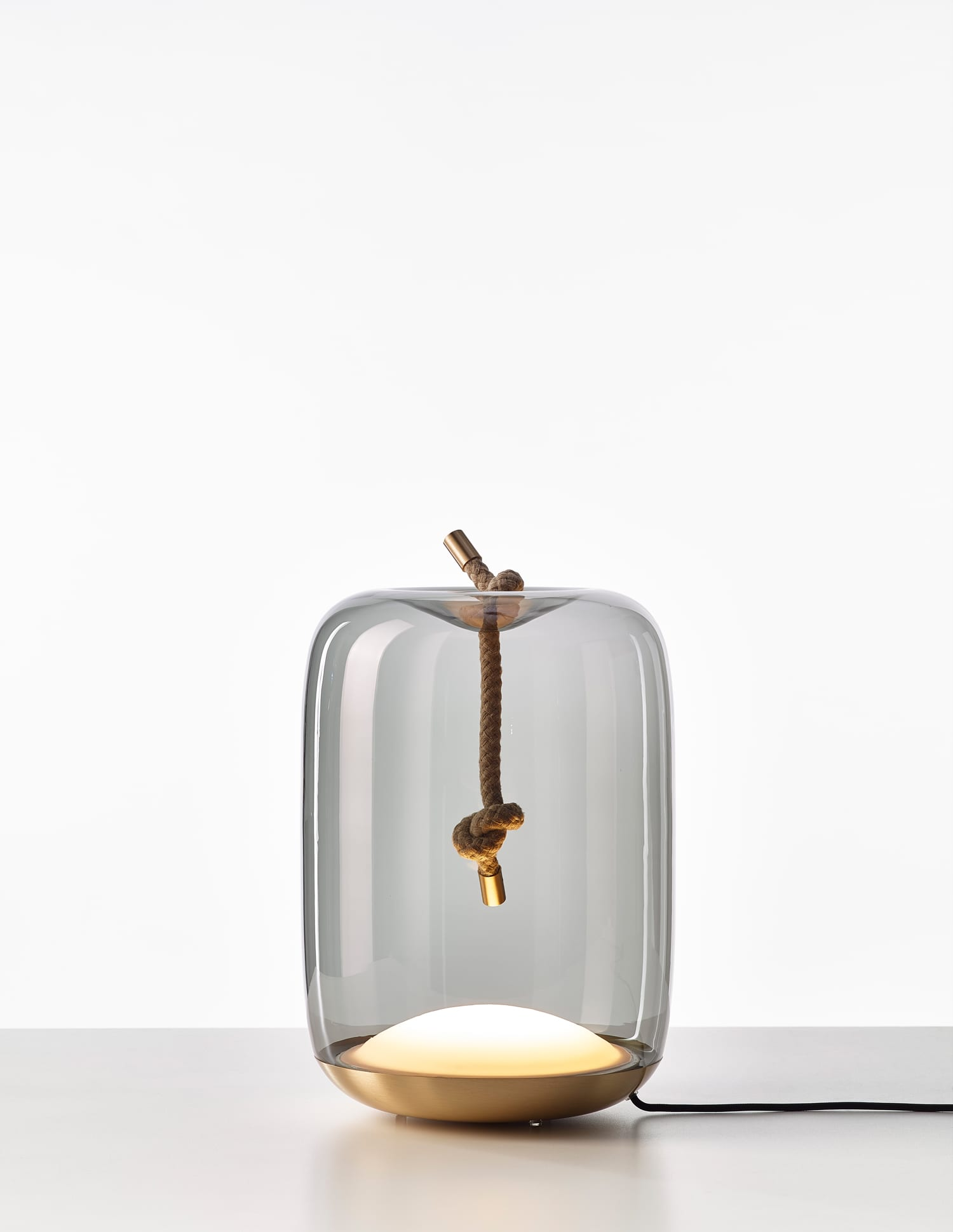 Knot table light by Brokis at Maison & Objet 2019 | Yellowtrace