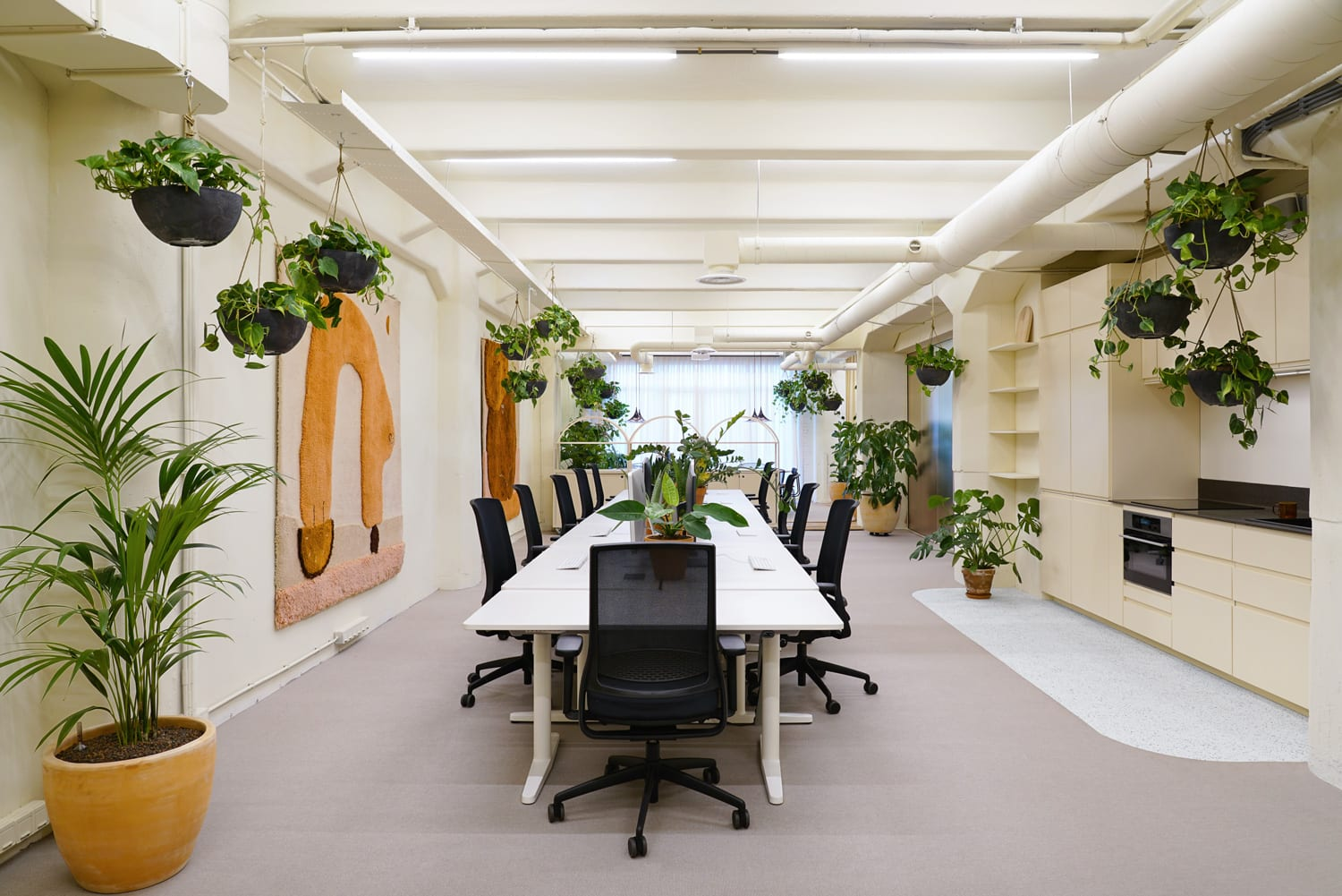 Kvistad Redesigns Bakken & Bæck's Amsterdam Office | Yellowtrace