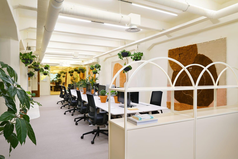 Kvistad Redesigns Bakken & Bæck's Amsterdam Office | Yellowtrace