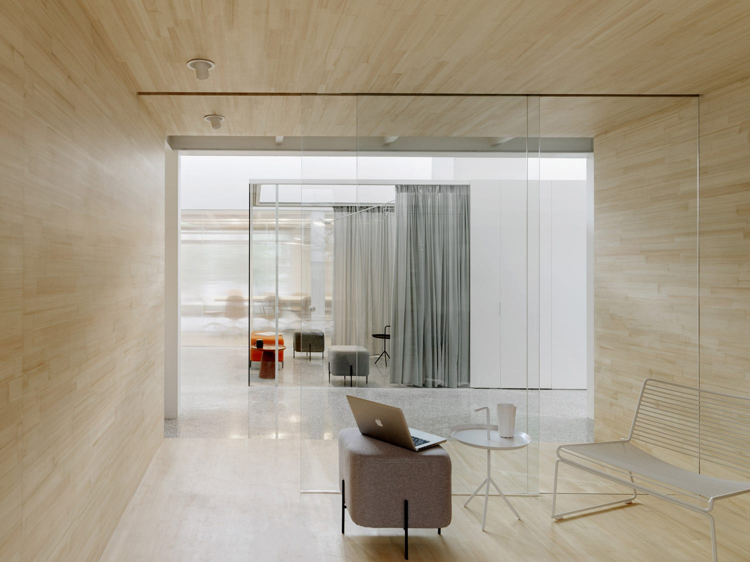 MDDM Studio Converts Beijing Textile Factory into an Office for Film Production Company | Yellowtrace