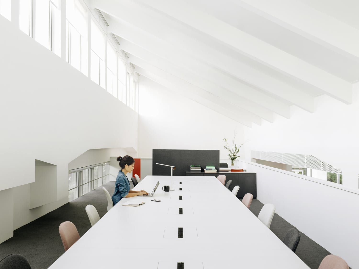 MDDM Studio Converts Beijing Textile Factor into an Office for Film Production Company | Yellowtrace