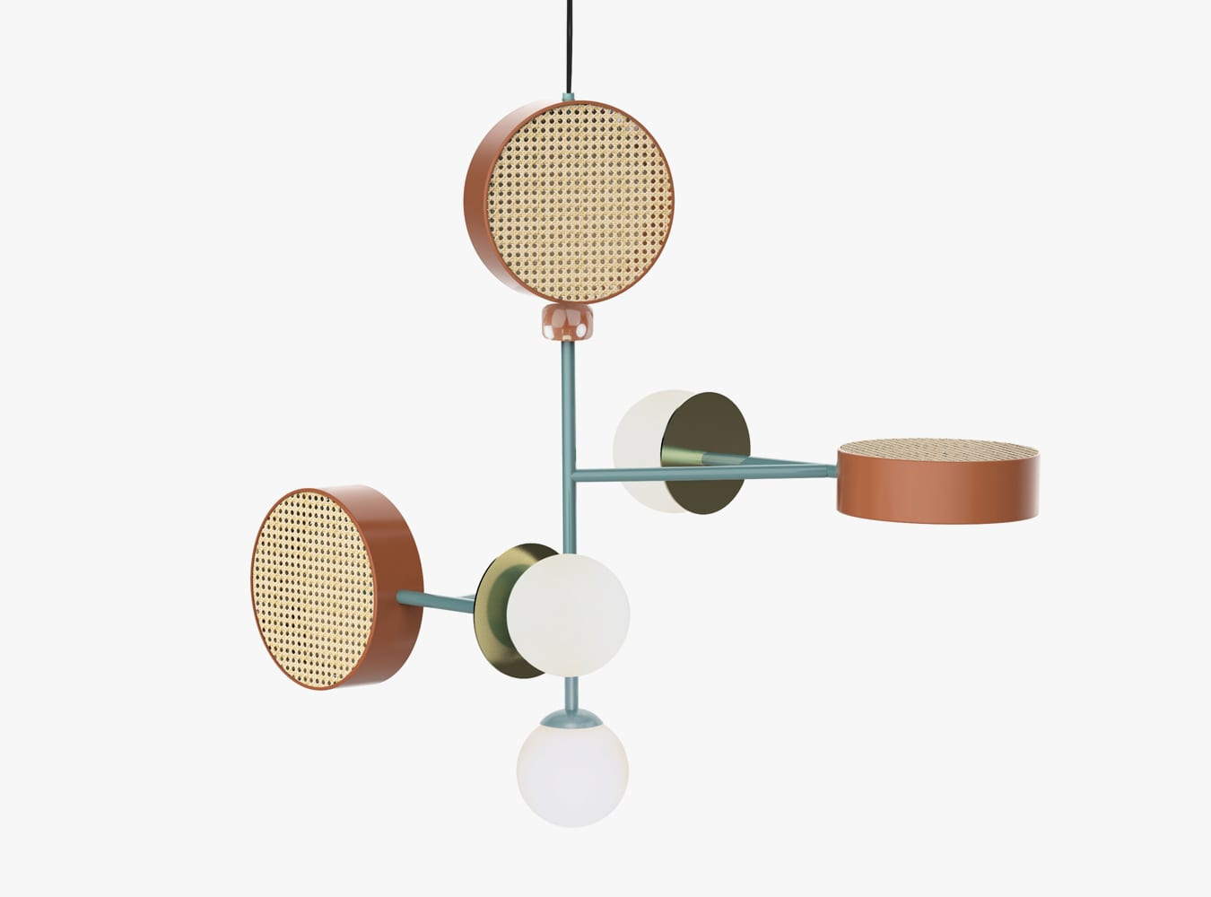 Monaco Collection from Utu Lighting at Maison & Objet 2019 | Yellowtrace