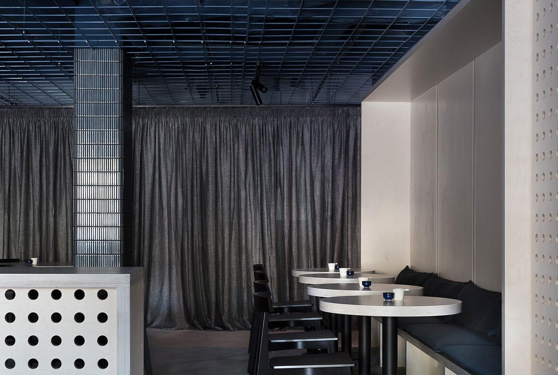 Mr Joe Restaurant in Burnley, Victoria by Figureground Architecture | Yellowtrace