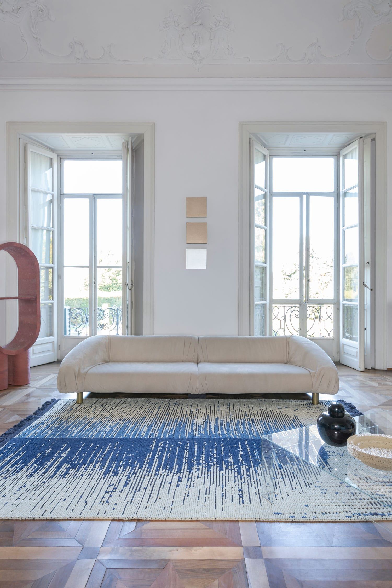 New Japan by Chiara Andreatti for CC Tapis Rugs | Yellowtrace