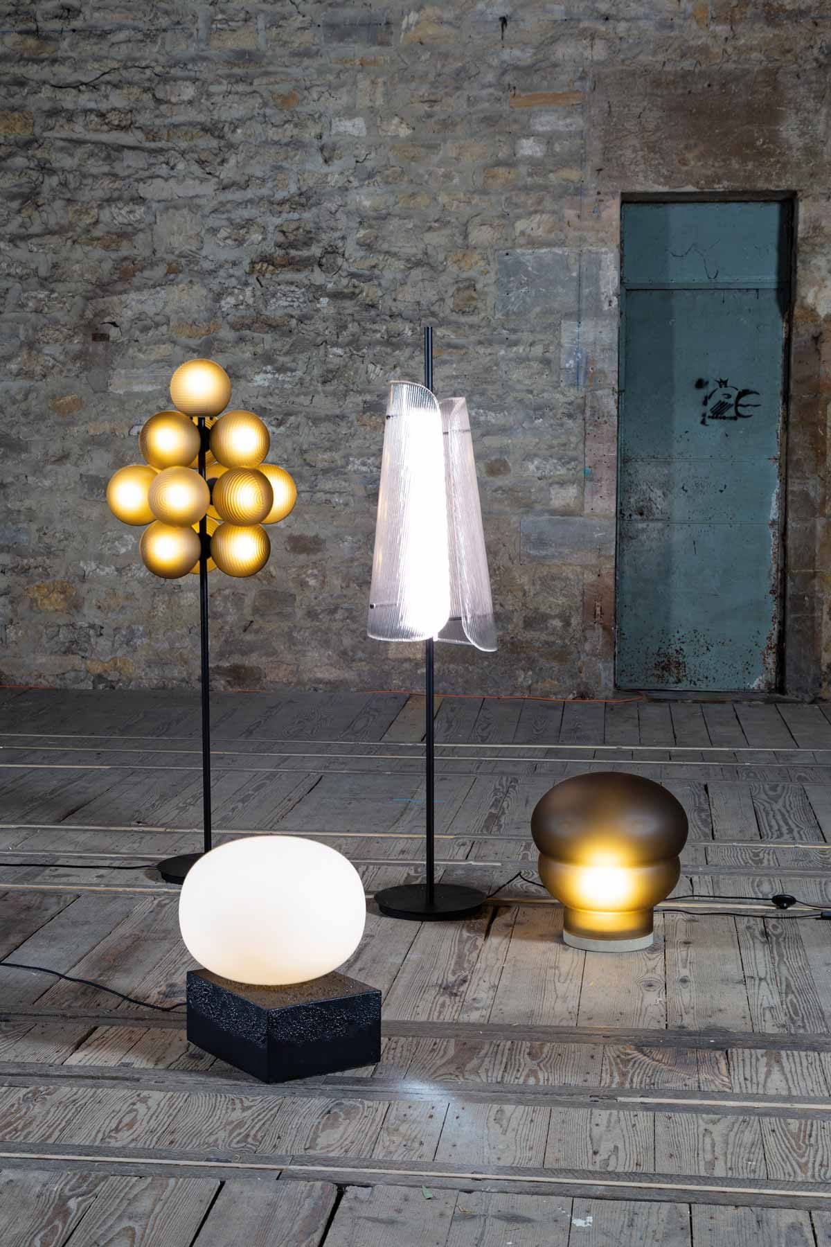 New Lighting Collection from Pulpo at Maison & Objet 2019 | Yellowtrace