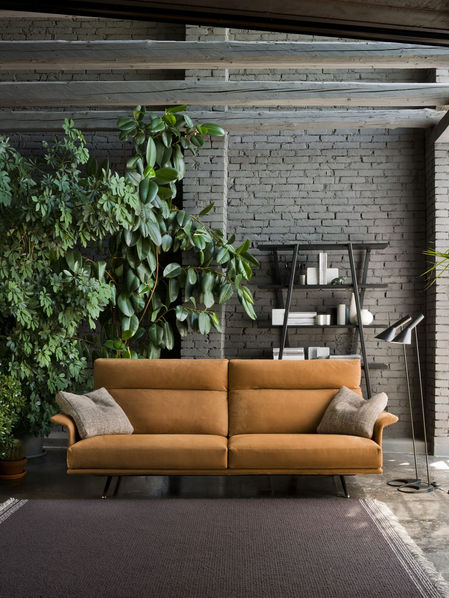 Nilson Sofa by Lievore Altherr for Verzelloni at Imm Cologne 2019   Yellowtrace