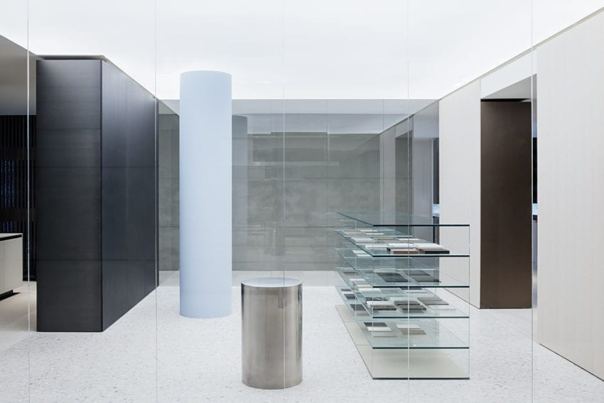 Poliform Lab Debuts Four Conceptual Installations by David Thulstrup | Yellowtrace