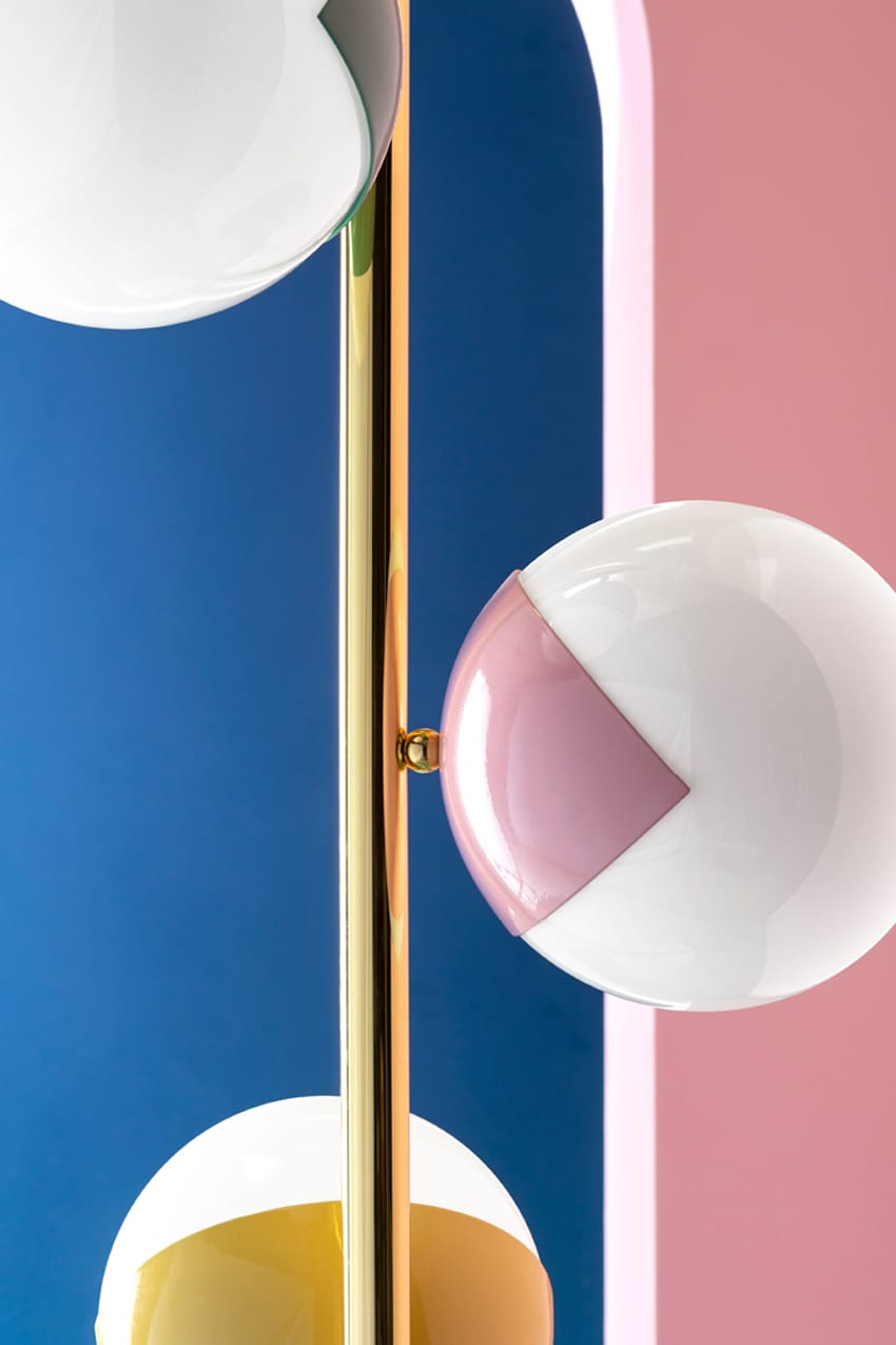 Pop Up Lights by Magic Circus Editions at Maison & Objet 2019 | Yellowtrace